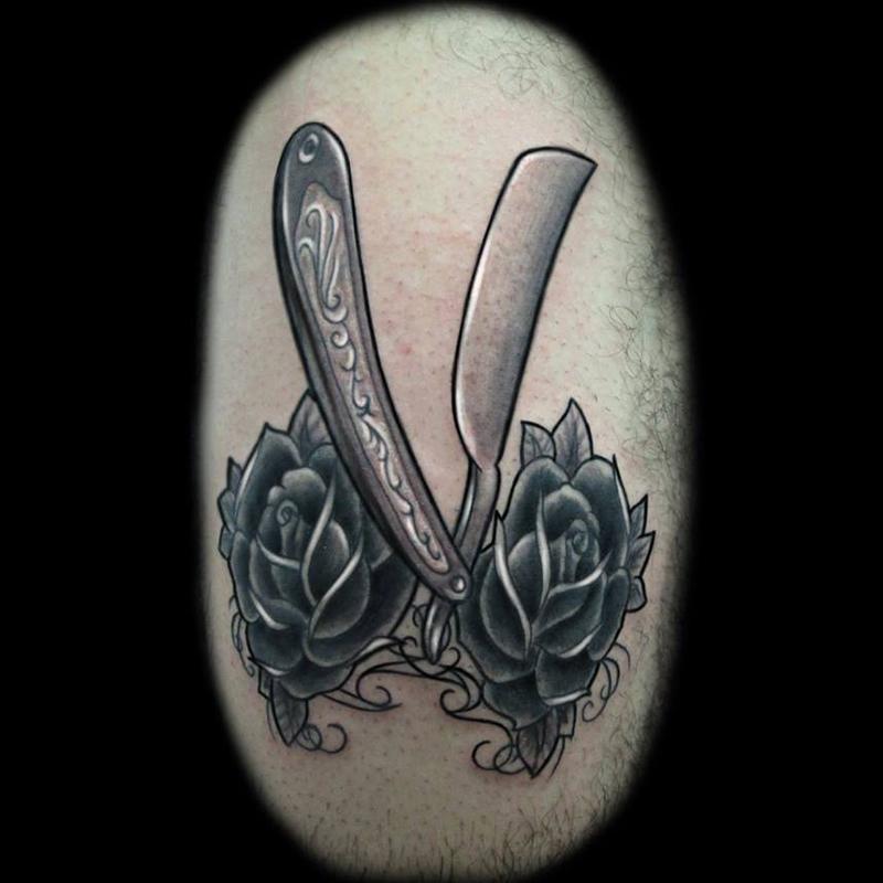 Classic Tatto Navaja