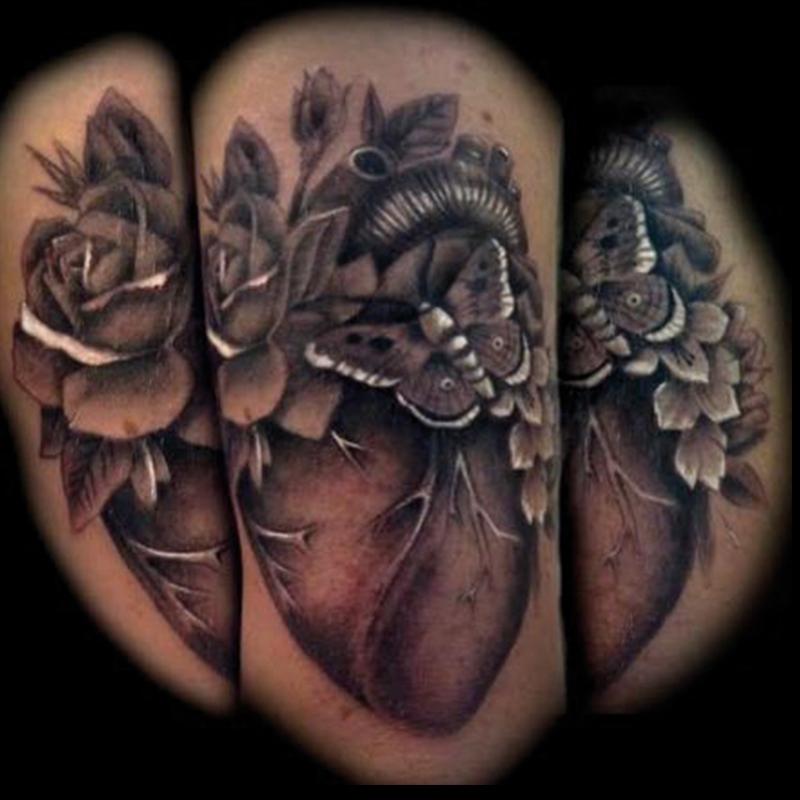 ejemplo tatuaje realista