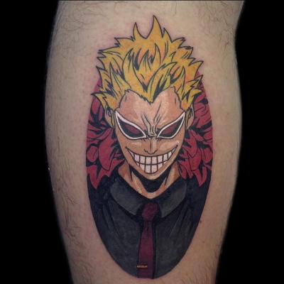 Tattoo anime one piece