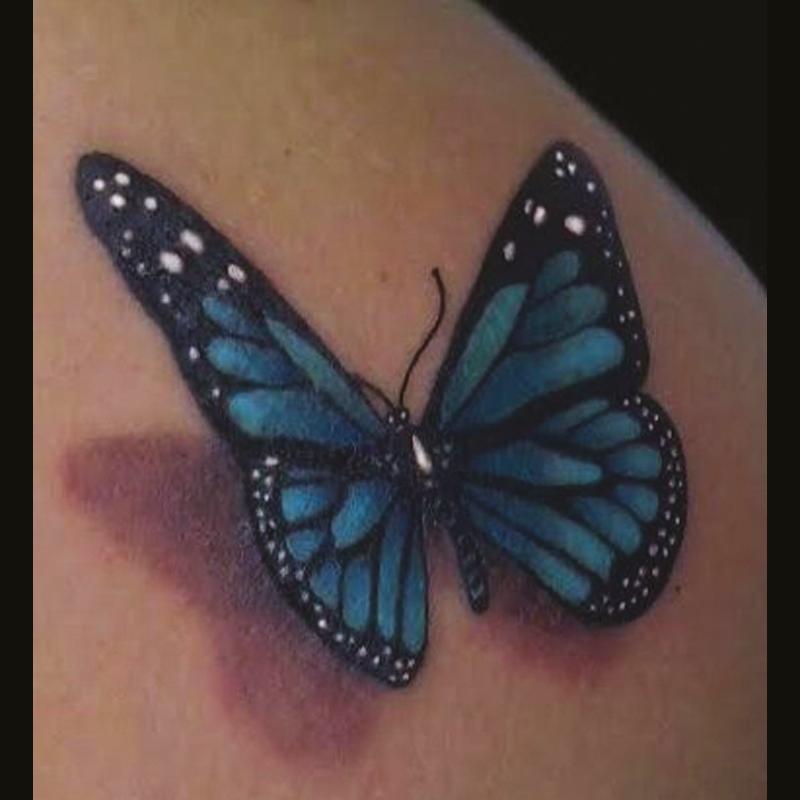 Tatuaje animales sombras