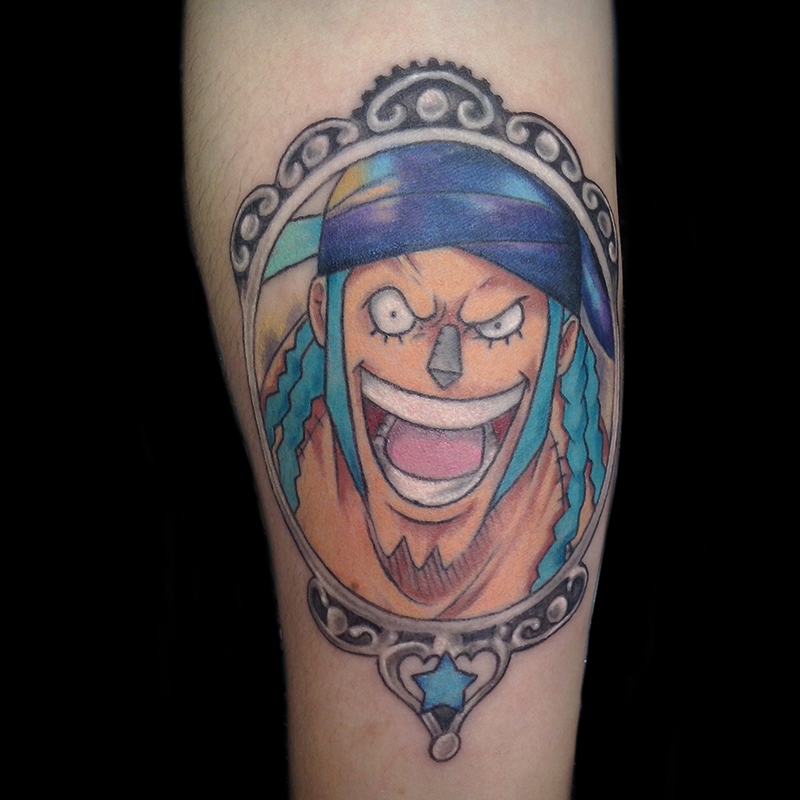 Tatuaje anime