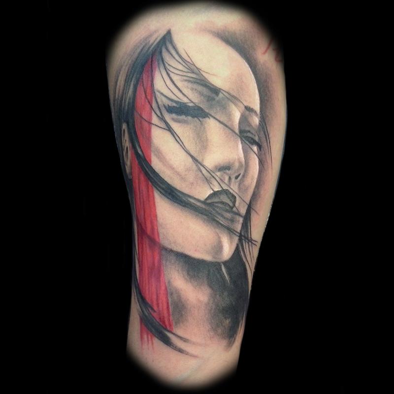 Tatuaje japonesa