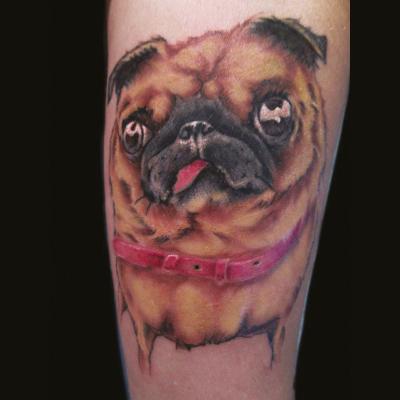 Tatuaje mascota