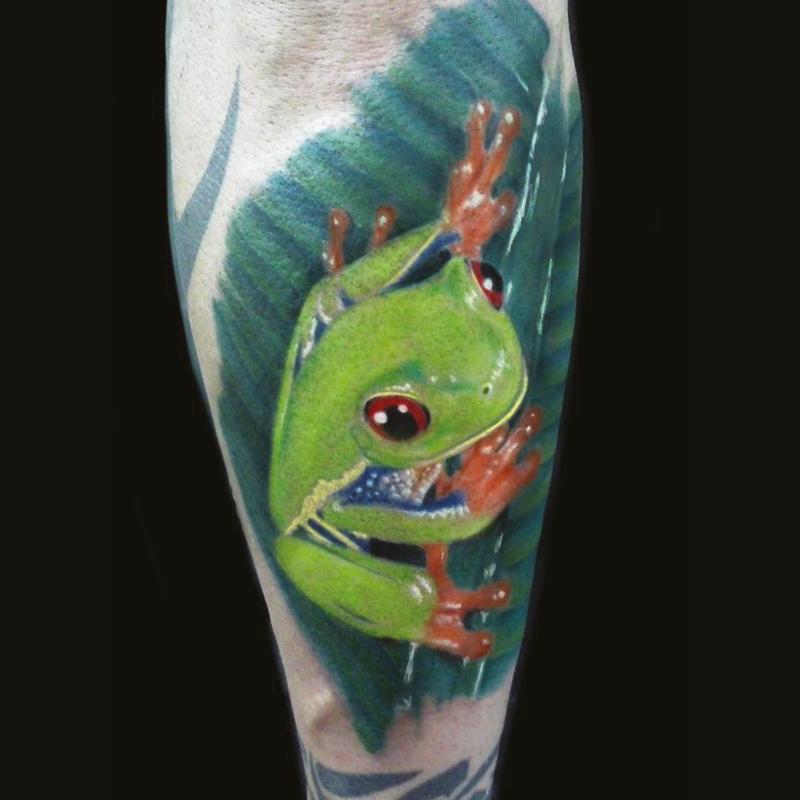 Tatuaje rana