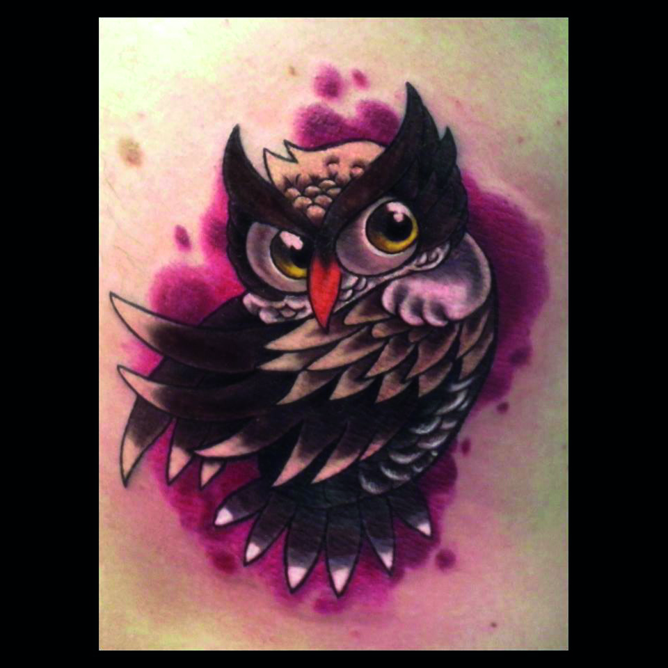 Owl Javi Granged