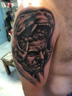 tatuaje David Canillas