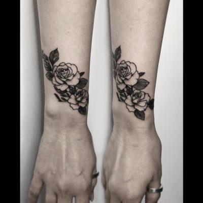 Flores-Blanco-y-Negro