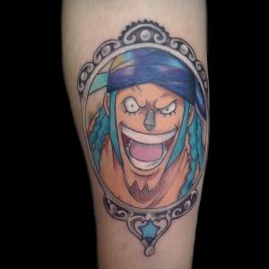 tatuaje-anime