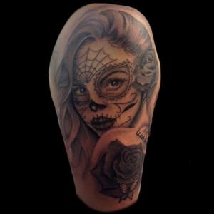 tatuar-catrina-brazo
