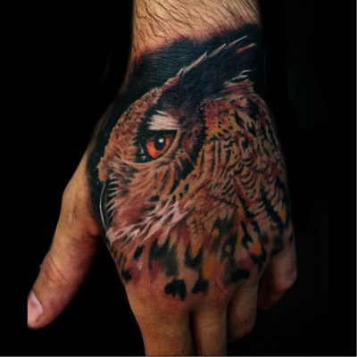 Catrina tattoo - Tatuaje de Javi Granged - Pro-Arts Barcelona