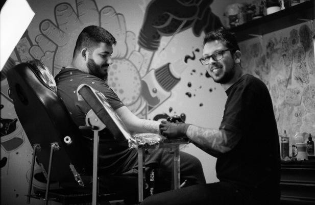 Javi Pato Tattoo