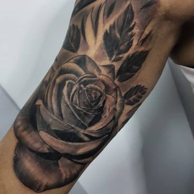 cover tattoo blackandgrey