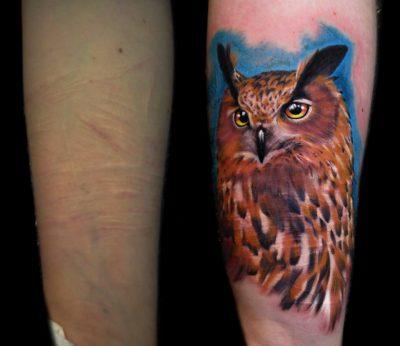 tatuaje cover autolesiones cicatriz