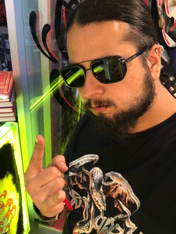 Javier Vega Tattoo Artist